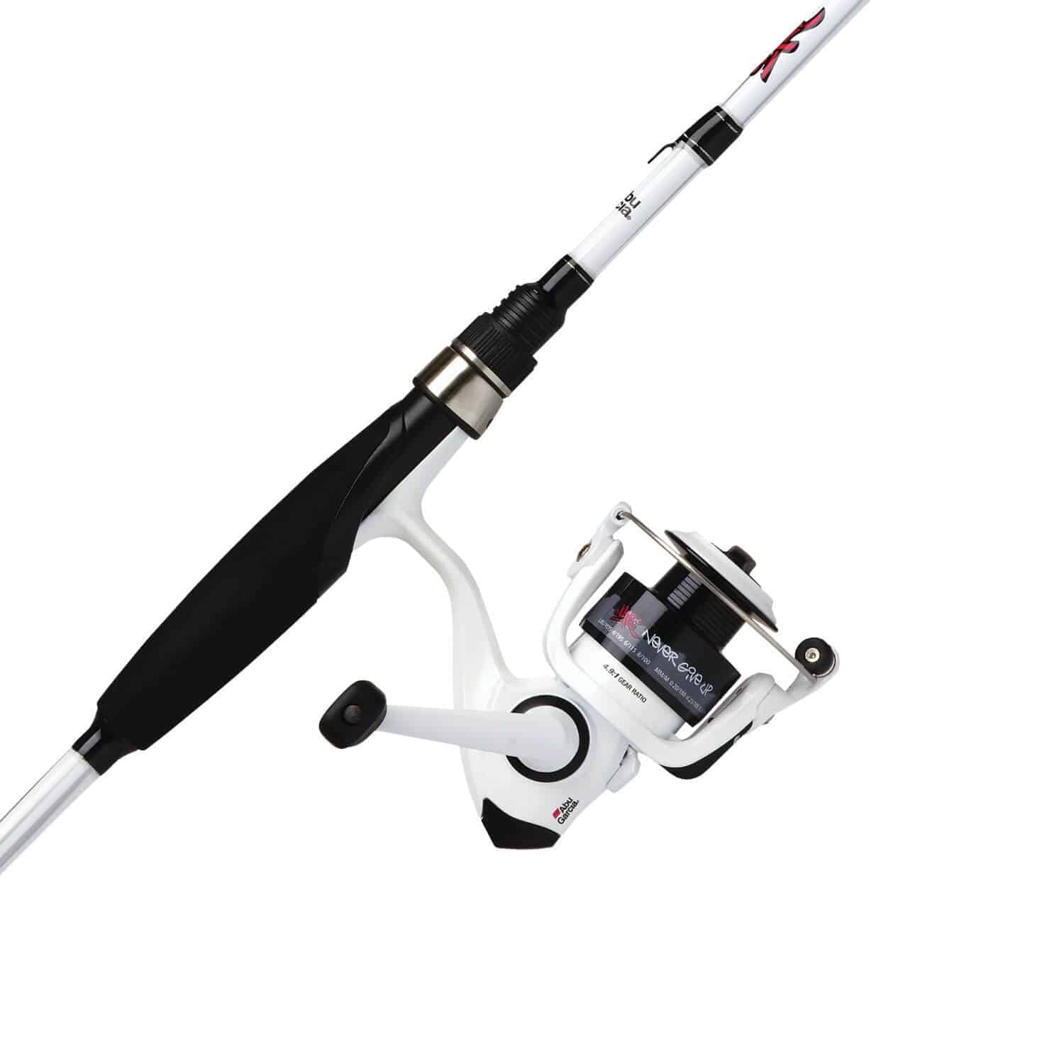 Spinning reel fishing rod for Fishing rod reel