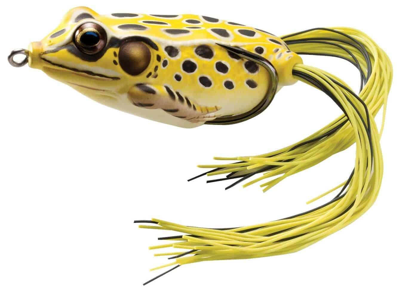 Top 5 largemouth bass fishing lures fins catcher for Bass pro fishing lures