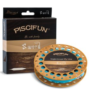 Piscifun Sword Weight Forward Floating Fly Fishing Line