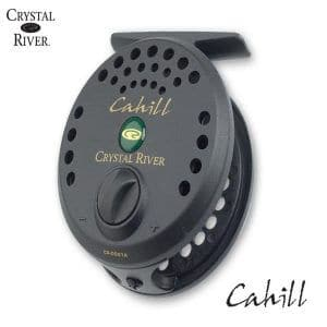 Cahill Crystal River Fly Reel