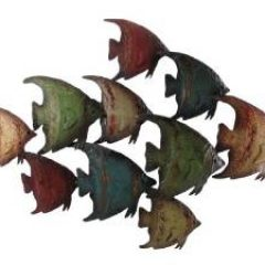fish wall decor makes great gifts for fishermen