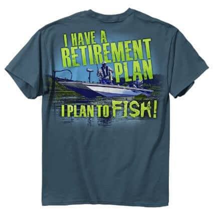 funny fishing t shirts make great gifts