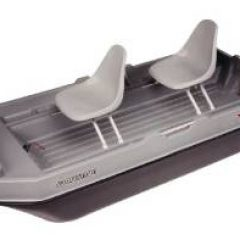 small portable 2 man fishing boats