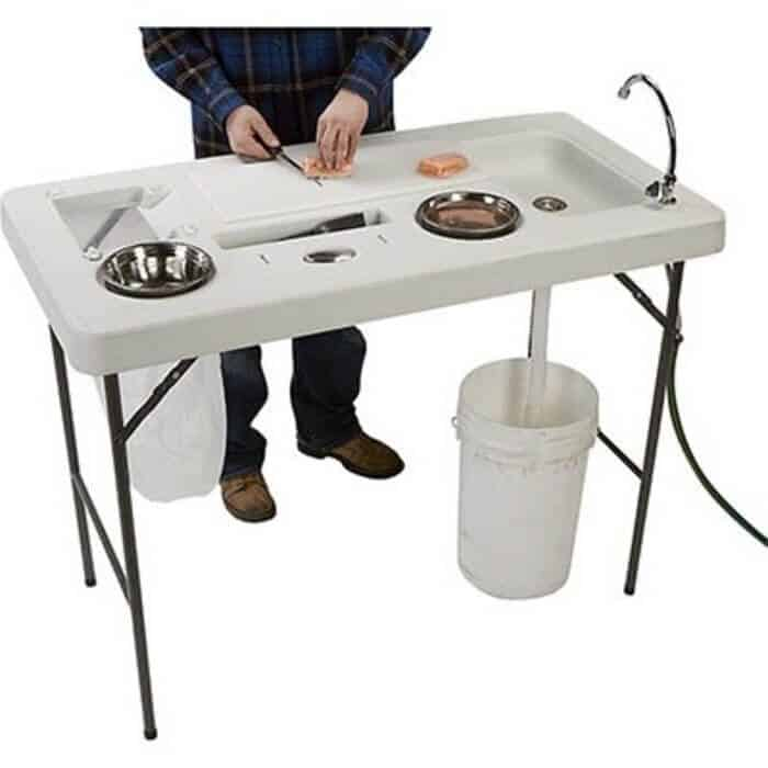 3 Best Portable Fish Cleaning Tables – Fins Catcher