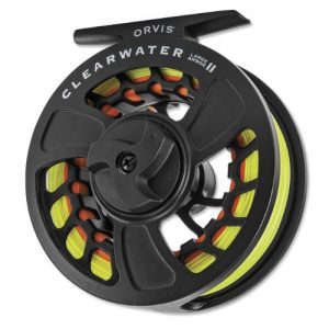 Orvis Clearwater fly fishing reel