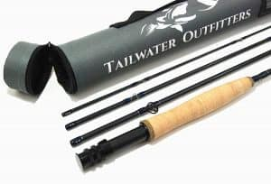 Tailwater Outfitters fly rod