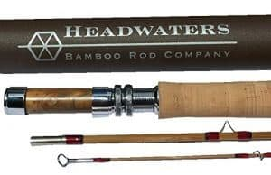 bamboo fly fishing rod