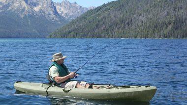 sit on top ocean fishing kayak
