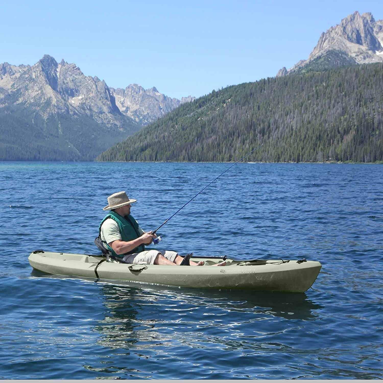 Finding the best ocean fishing kayak fins catcher for Ocean kayak fishing